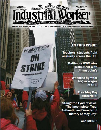 Industrial Worker - Bahar